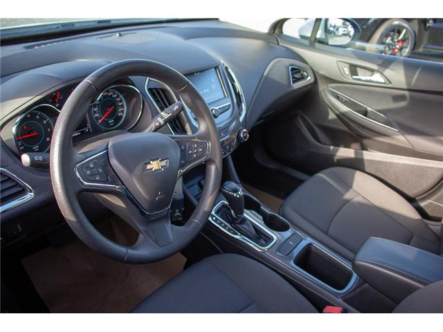 2017 Chevrolet Cruze LT Auto (Stk: AB0788) in Abbotsford - Image 10 of 25