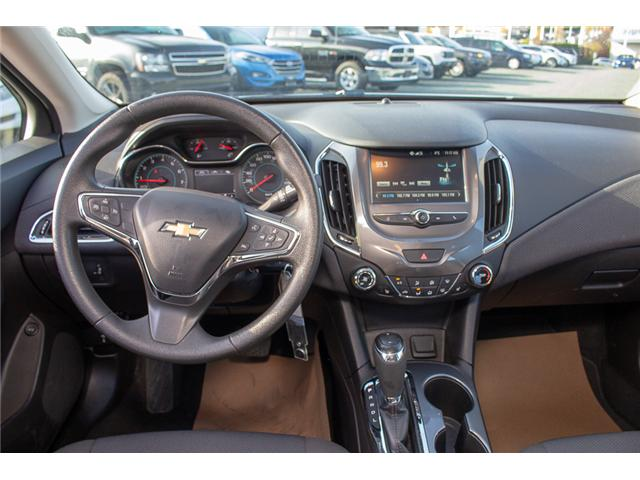 2017 Chevrolet Cruze LT Auto (Stk: AB0788) in Abbotsford - Image 12 of 25