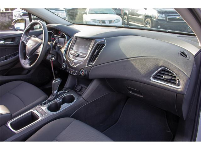 2017 Chevrolet Cruze LT Auto (Stk: AB0788) in Abbotsford - Image 15 of 25