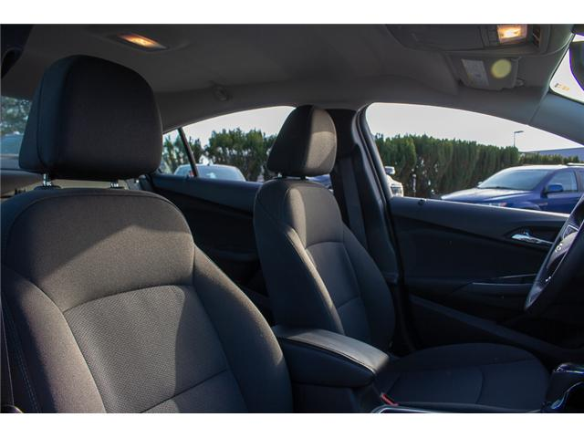 2017 Chevrolet Cruze LT Auto (Stk: AB0788) in Abbotsford - Image 16 of 25
