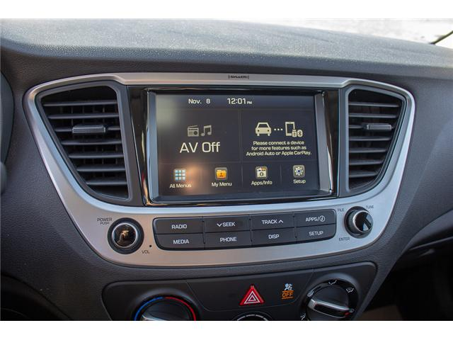 2018 Hyundai Accent GL (Stk: AH8757) in Abbotsford - Image 21 of 26