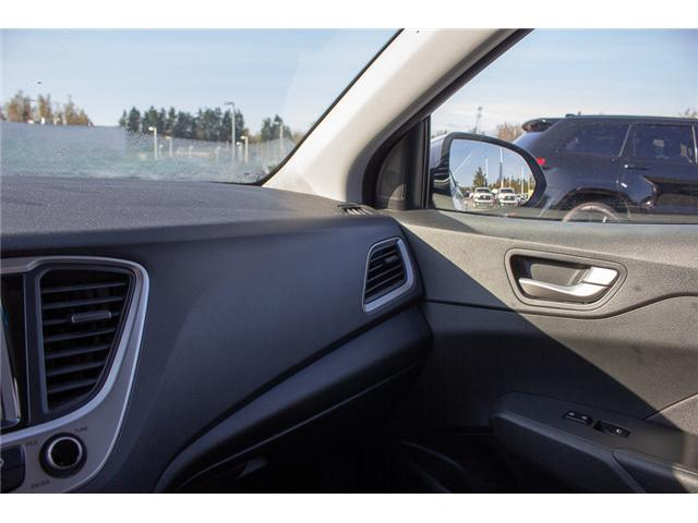 2018 Hyundai Accent GL (Stk: AH8757) in Abbotsford - Image 25 of 26