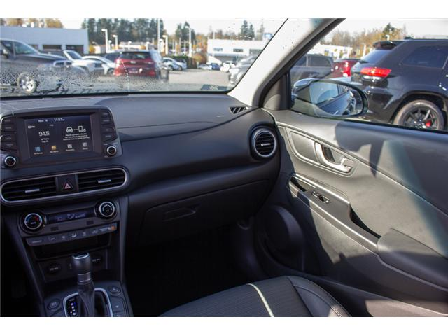 2018 Hyundai KONA 2.0L Luxury (Stk: AH8771) in Abbotsford - Image 14 of 26