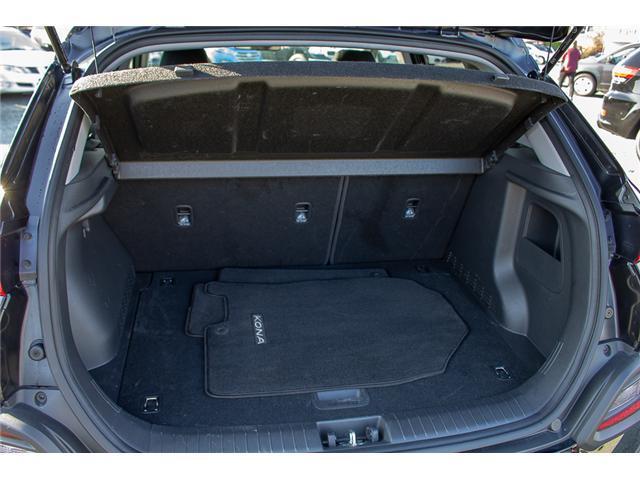 2018 Hyundai KONA 2.0L Luxury (Stk: AH8772) in Abbotsford - Image 10 of 27