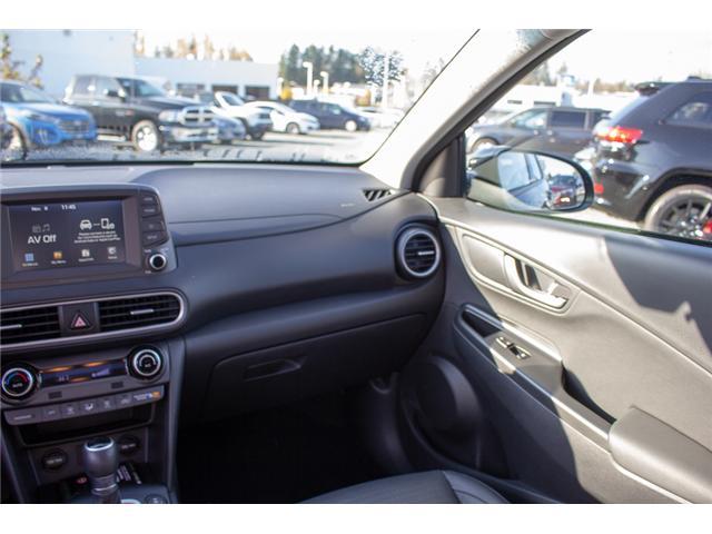 2018 Hyundai KONA 2.0L Luxury (Stk: AH8772) in Abbotsford - Image 15 of 27