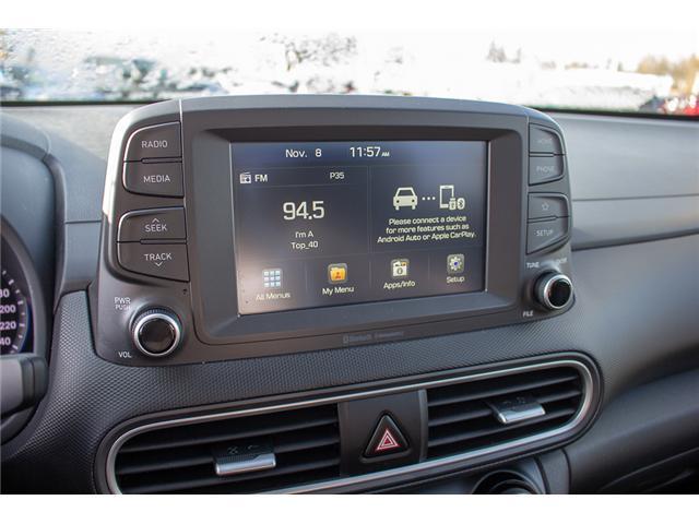 2018 Hyundai KONA 2.0L Luxury (Stk: AH8771) in Abbotsford - Image 21 of 26