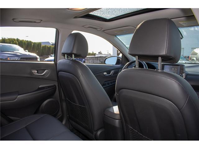 2018 Hyundai KONA 2.0L Luxury (Stk: AH8772) in Abbotsford - Image 16 of 27