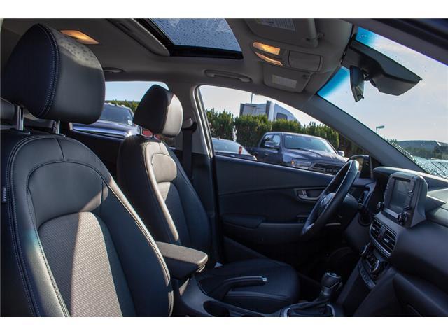 2018 Hyundai KONA 2.0L Luxury (Stk: AH8772) in Abbotsford - Image 18 of 27