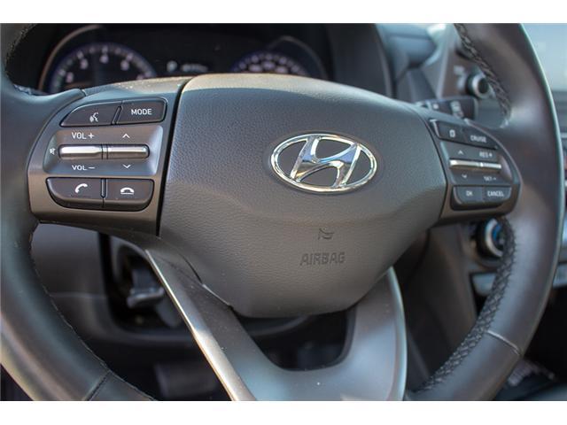 2018 Hyundai KONA 2.0L Luxury (Stk: AH8772) in Abbotsford - Image 20 of 27