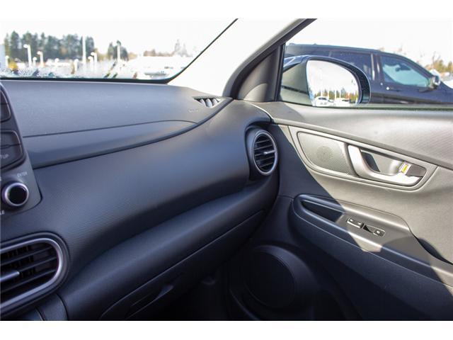 2018 Hyundai KONA 2.0L Luxury (Stk: AH8772) in Abbotsford - Image 25 of 27