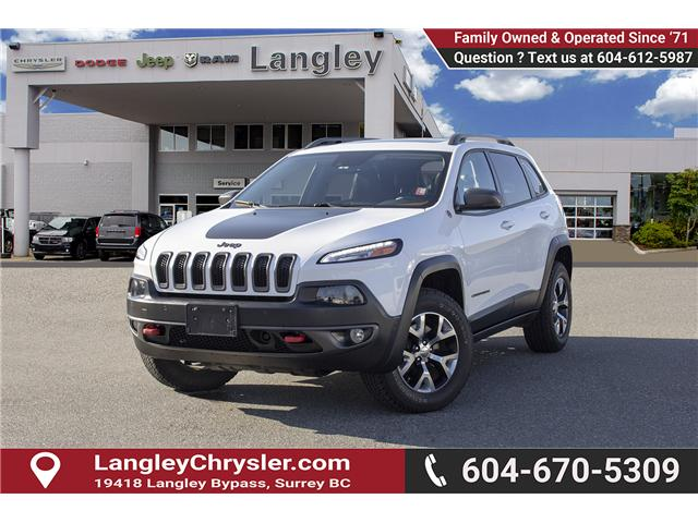 2015 Jeep Cherokee Trailhawk (Stk: EE898760A) in Surrey - Image 3 of 25