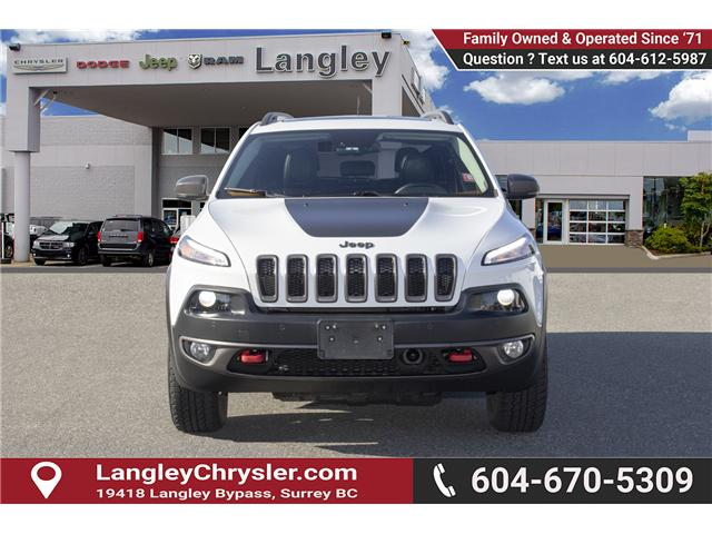 2015 Jeep Cherokee Trailhawk (Stk: EE898760A) in Surrey - Image 2 of 25