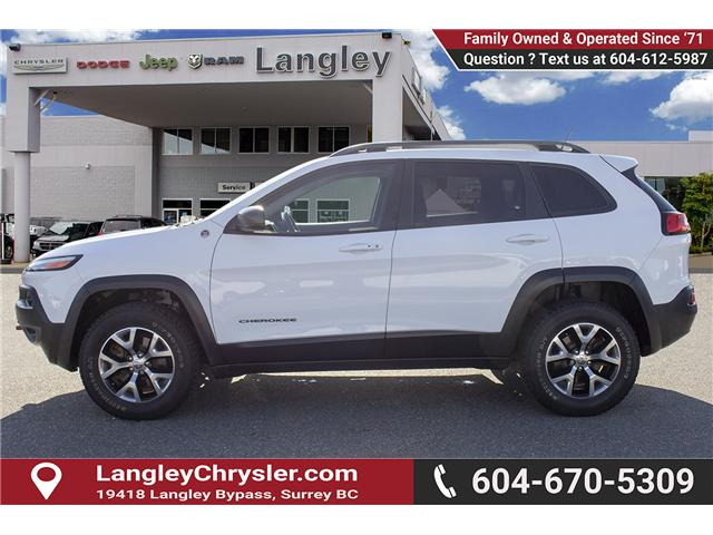 2015 Jeep Cherokee Trailhawk (Stk: EE898760A) in Surrey - Image 4 of 25