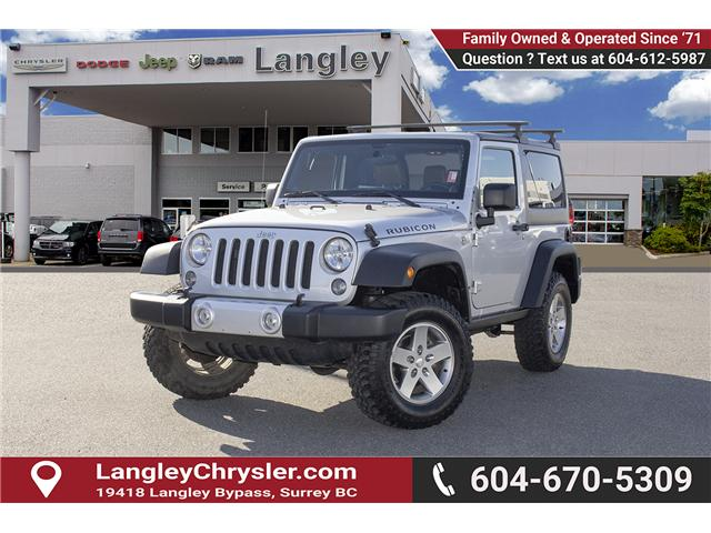 2012 Jeep Wrangler Rubicon (Stk: EE899120) in Surrey - Image 3 of 19