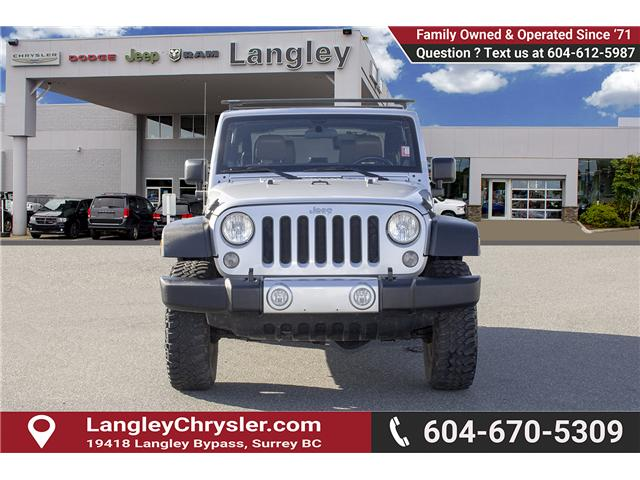 2012 Jeep Wrangler Rubicon (Stk: EE899120) in Surrey - Image 2 of 19