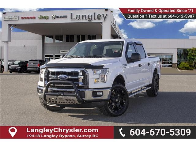 2016 Ford F-150 XLT (Stk: J270339A) in Surrey - Image 3 of 26