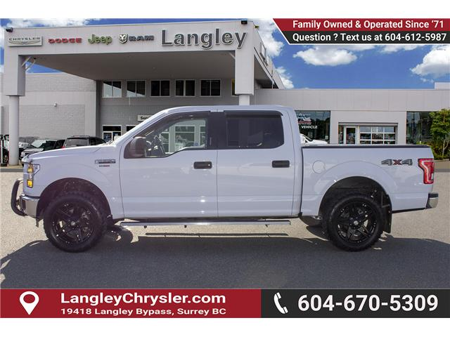 2016 Ford F-150 XLT (Stk: J270339A) in Surrey - Image 4 of 26