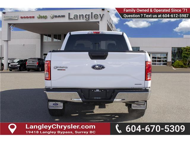 2016 Ford F-150 XLT (Stk: J270339A) in Surrey - Image 5 of 26