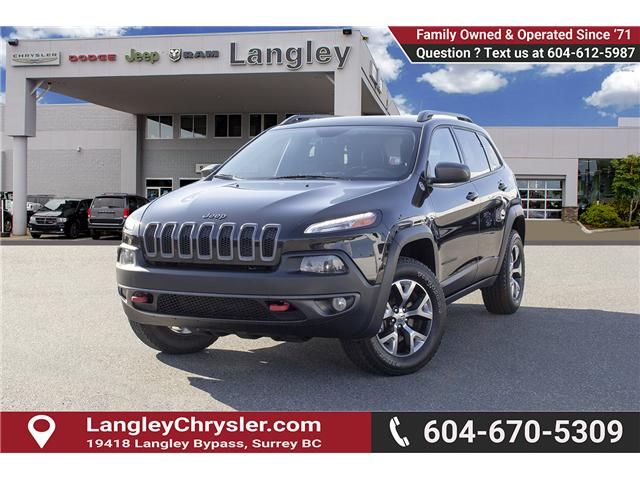 2015 Jeep Cherokee Trailhawk (Stk: K277447A) in Surrey - Image 3 of 20
