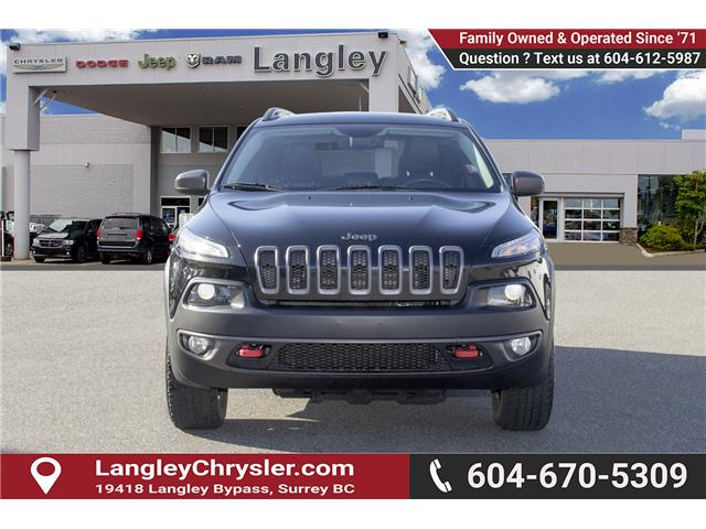 2015 Jeep Cherokee Trailhawk (Stk: K277447A) in Surrey - Image 2 of 20