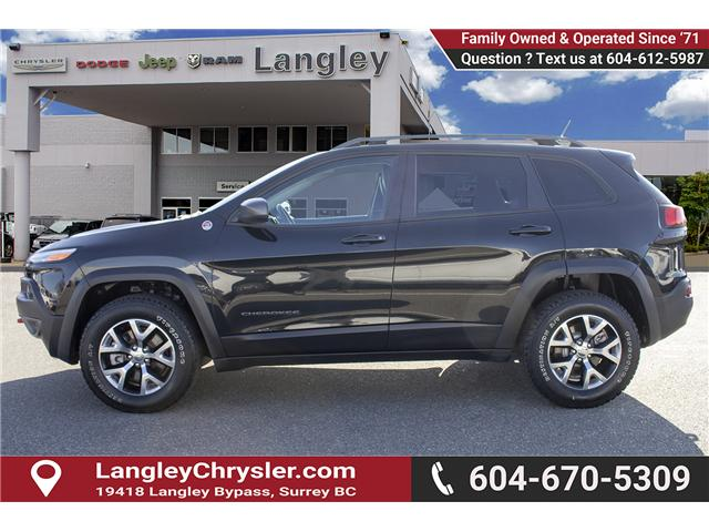 2015 Jeep Cherokee Trailhawk (Stk: K277447A) in Surrey - Image 4 of 20