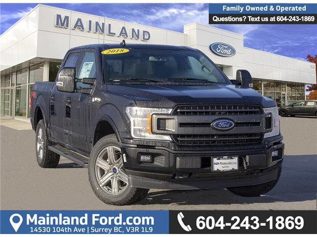 2018 Ford F-150  (Stk: 8F19691) in Surrey - Image 1 of 25