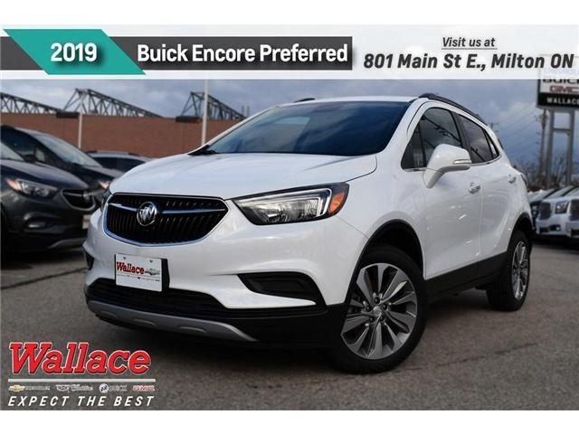 2019 Buick Encore Preferred (Stk: 725265) in Milton - Image 1 of 9