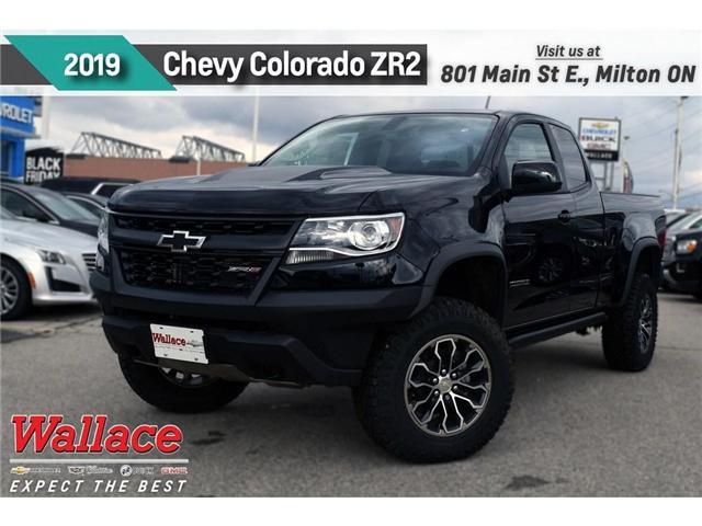 2018 Chevrolet Colorado ZR2 (Stk: 274275) in Milton - Image 1 of 10
