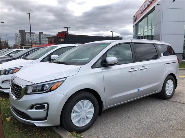 2019 Kia Sedona LX (Stk: SD19038) in Mississauga - Image 1 of 5