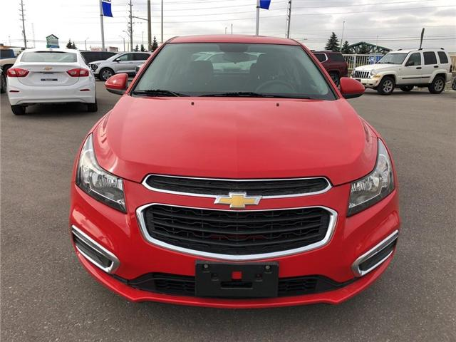 2016 Chevrolet Cruze 1LT|Backup Camera|OnStar|USB/AUX inputs| (Stk: 238247A) in BRAMPTON - Image 2 of 15