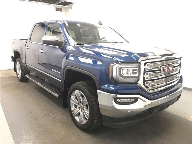 2017 GMC Sierra 1500 SLT 3GTU2NEJ1HG213220 177995 in Lethbridge