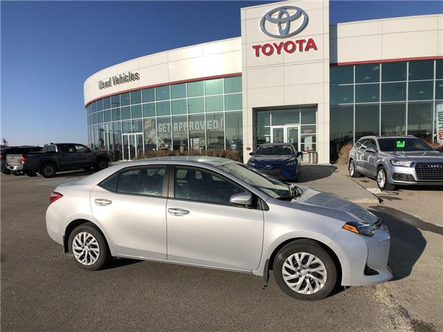 2018 Toyota Corolla XLE Package (Stk: 284268) in Calgary - Image 1 of 15