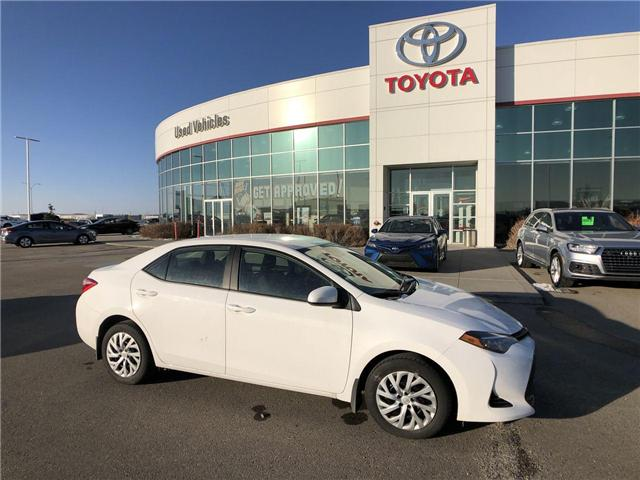 2018 Toyota Corolla XLE Package (Stk: 284269) in Calgary - Image 1 of 15