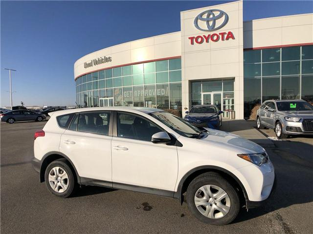 2014 Toyota RAV4 LE (Stk: 28S0405A) in Calgary - Image 1 of 14