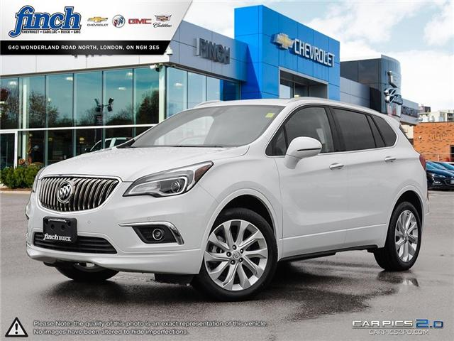 2018 Buick Envision Premium I (Stk: 144124) in London - Image 1 of 28