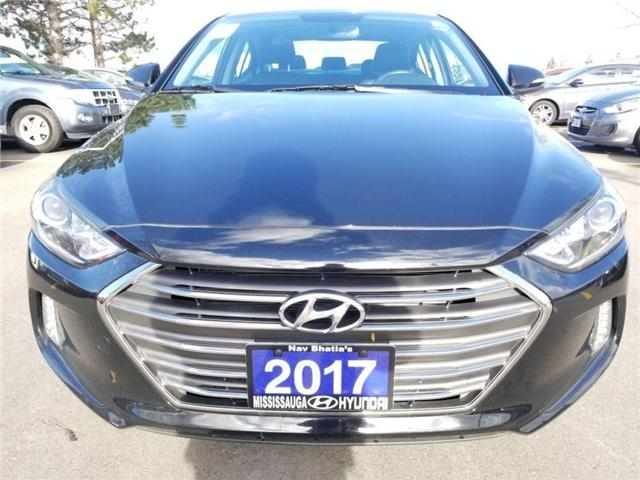 2017 Hyundai Elantra Limited-Navi-Leather-Sunroof (Stk: op10022) in Mississauga - Image 2 of 23