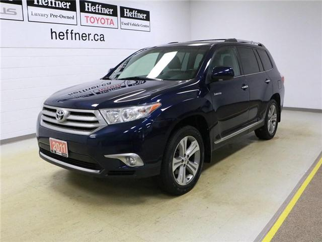 2011 Toyota Highlander  (Stk: 186331) in Kitchener - Image 1 of 30