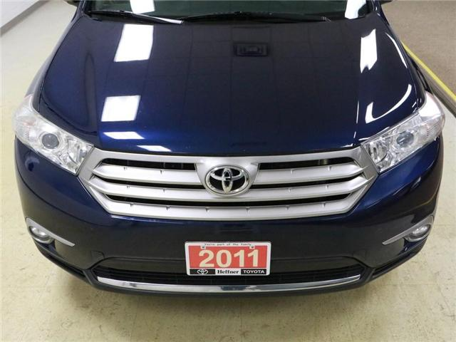 2011 Toyota Highlander  (Stk: 186331) in Kitchener - Image 27 of 30