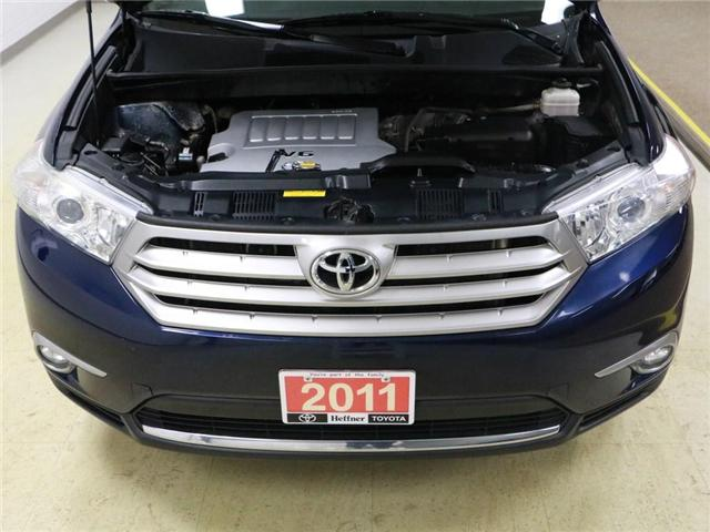 2011 Toyota Highlander  (Stk: 186331) in Kitchener - Image 28 of 30