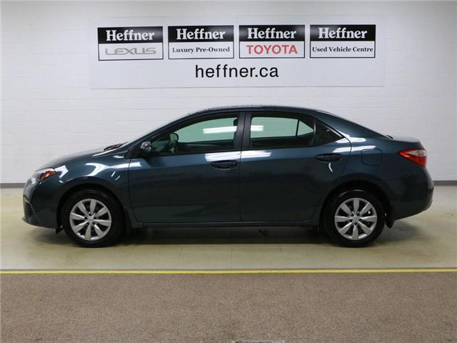2016 Toyota Corolla LE (Stk: 186326) in Kitchener - Image 18 of 28
