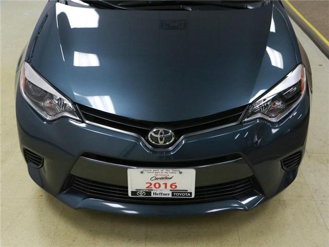 2016 Toyota Corolla LE (Stk: 186326) in Kitchener - Image 24 of 28