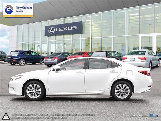 2015 Lexus ES 300h Base (Stk: Y3239) in Ottawa - Image 3 of 28