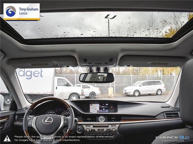 2015 Lexus ES 300h Base (Stk: Y3239) in Ottawa - Image 27 of 28