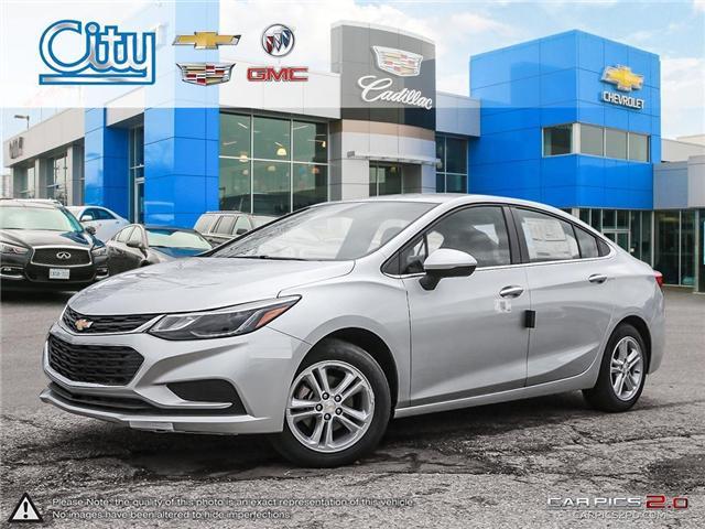 2018 Chevrolet Cruze LT Auto (Stk: 2845864) in Toronto - Image 1 of 26