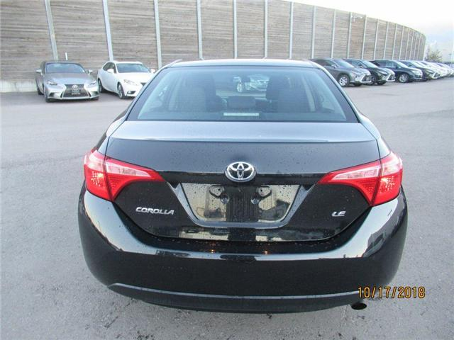 2017 Toyota Corolla LE (Stk: 15732A) in Toronto - Image 7 of 14