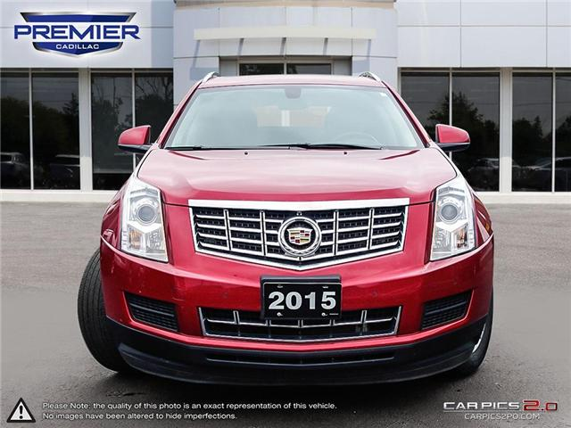 2015 Cadillac SRX Luxury (Stk: P18265) in Windsor - Image 2 of 27