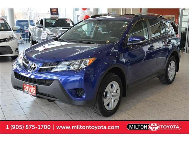 2015 Toyota RAV4  (Stk: 231948) in Milton - Image 1 of 44