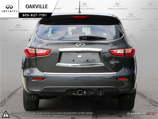 2014 Infiniti QX60 Base (Stk: Q19090A) in Oakville - Image 5 of 20