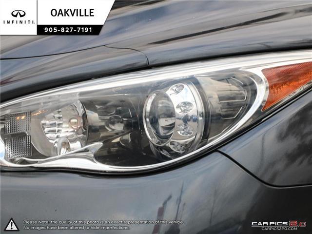 2014 Infiniti QX60 Base (Stk: Q19090A) in Oakville - Image 9 of 20