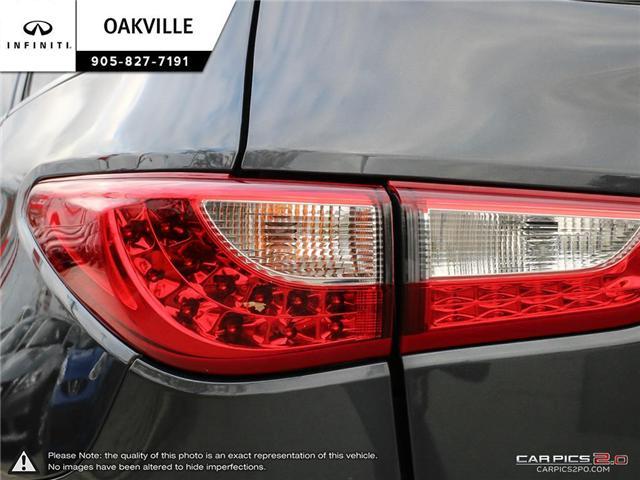 2014 Infiniti QX60 Base (Stk: Q19090A) in Oakville - Image 11 of 20